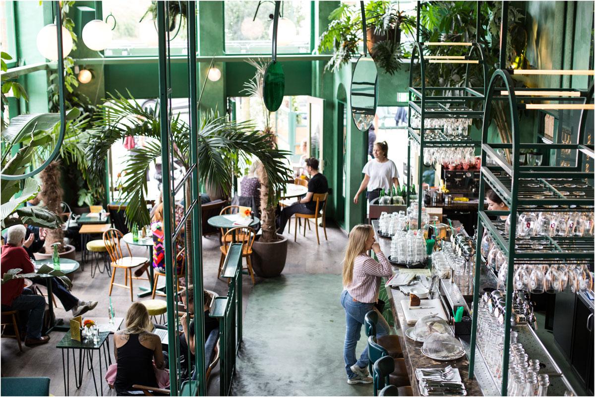 Amsterdam || Bar Botanique meets Influencers