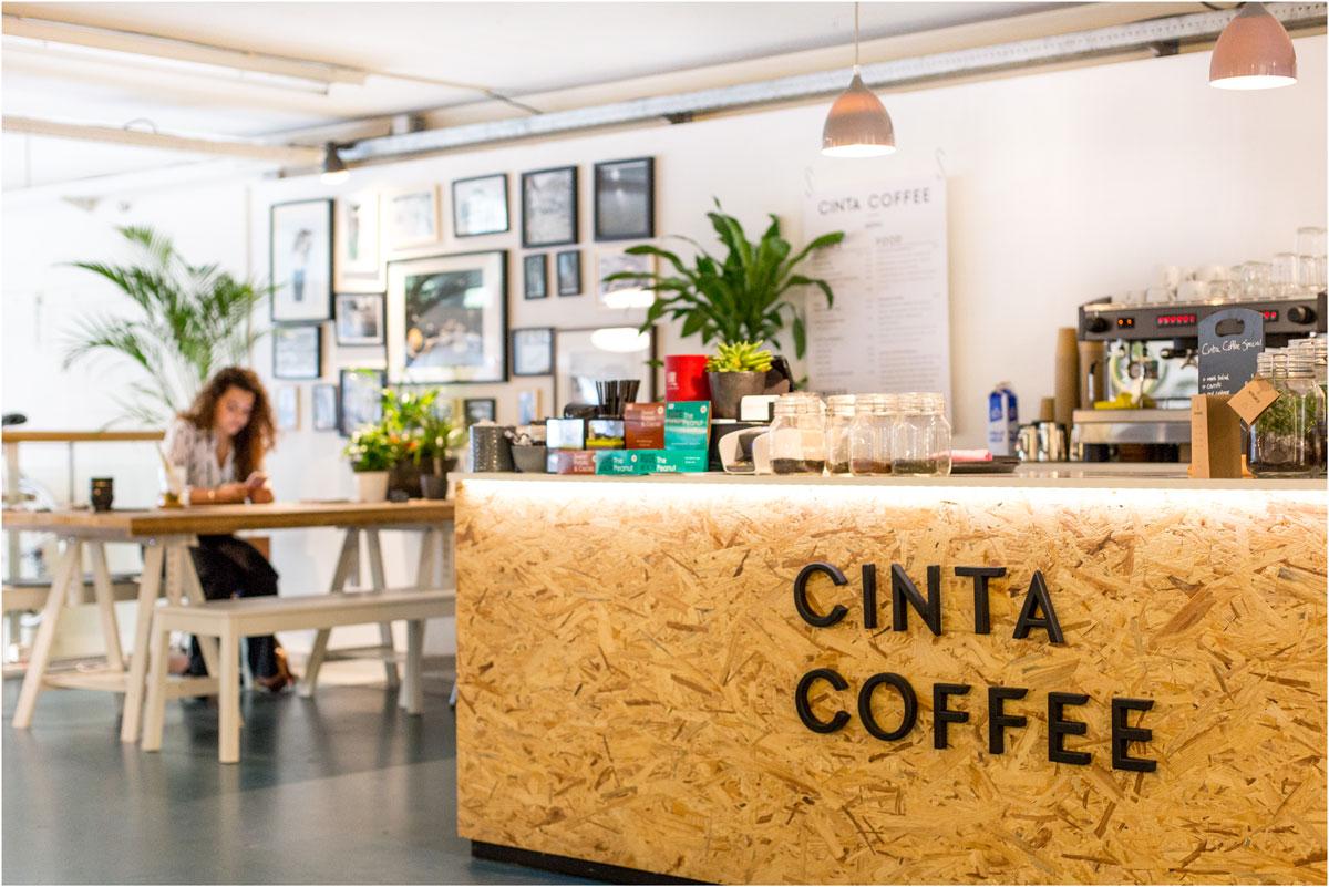 Rotterdam || Cinta Coffee